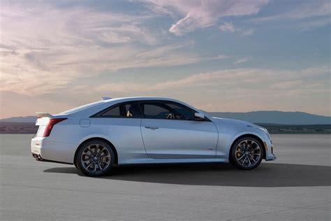 Cadillac 2019 Cadillac Ats V Coupe Spied  2019 Cadillac