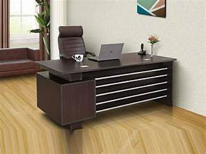 30, Latest, Office, Table, Designs, With, Pictures, In, 2020