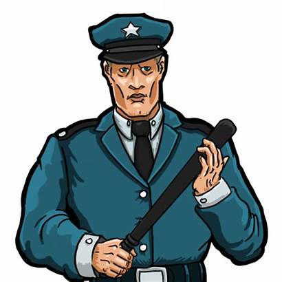 Clipart Officer Correctional Policeman Prison Architect Corrections