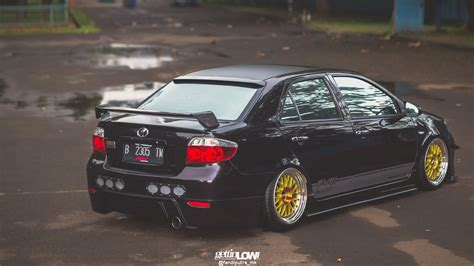 Vios Modified Club Pic 2017 by Gettinlow Hengky Suria 2004 Bagged Toyota Vios