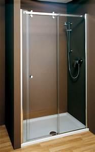 Porte Coulissante Douche : cabines de douche standard en ligne porte coulissante ~ Melissatoandfro.com Idées de Décoration