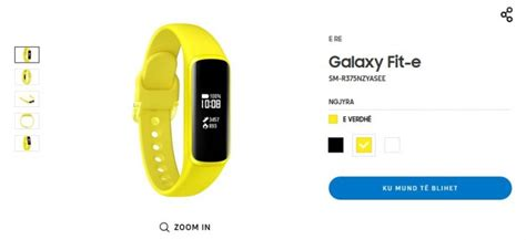 samsung s galaxy fit e appears albanian website ahead of release gsmarena news