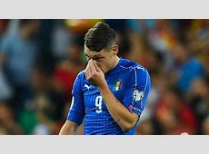 Injuryhit Italy draft in duo as Belotti is ruled out for