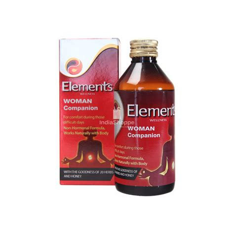 Elements Ayurvedic Products Woman Companion