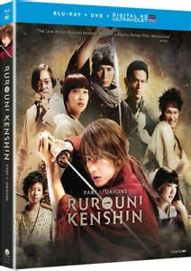 All images and subtitles are copyrighted to their respectful owners unless stated otherwise. Rurouni Kenshin Part I: Origins New Blu-ray With DVD, UV ...