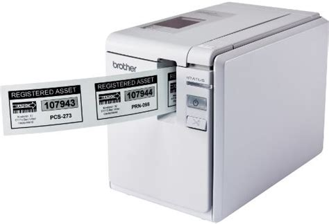 Brother Pt-9700pc P-touch Desktop Thermal Barcode Label
