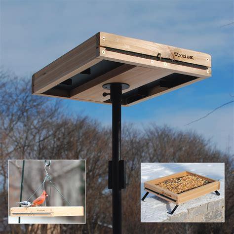 woodlink plat2 3 in 1 platform feeder atg stores