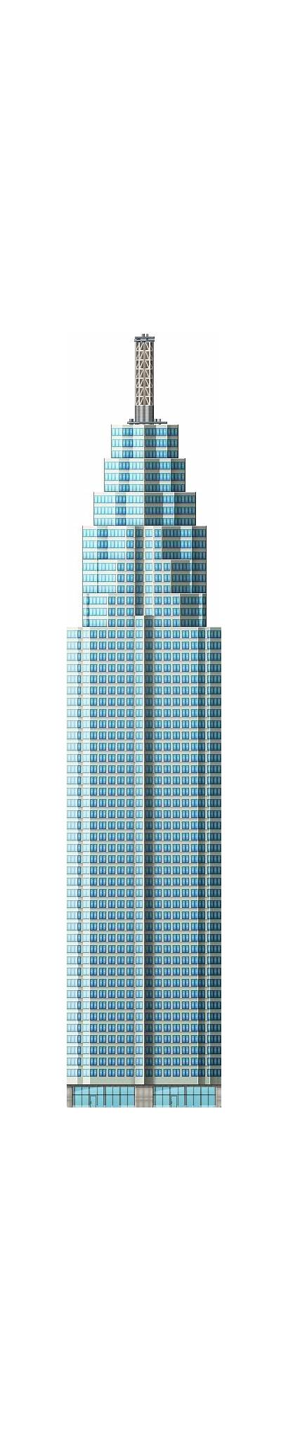 Skyscraper Building Transparent Virtuellife Maisons Gratte Ciel