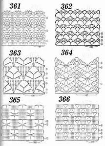 Crochet Stitch Chart Patterns