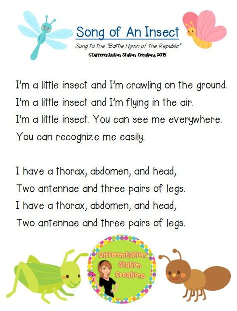 songs about insects for preschoolers 25 best images about just buggy on ants 991