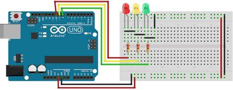 an interactive traffic lights using arduino arduino programming for beginners the traffic light 44534