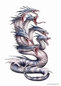 War Hydra by KatePfeilschiefter on DeviantArt