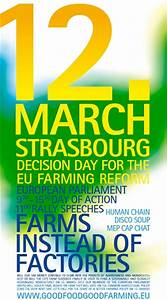 SAVE THE DATE: MARCH 12 ACTION IN STRASBOURG ...