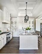 Delectable White Kitchen Cabinets Slate Floor Gallery White Raised Panel Kitchen Cabinets With White Mini Subway Tile