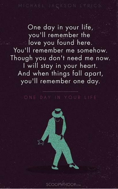 Lyrics Song Jackson Michael Quotes Mj Songs