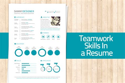 Teamwork On Resume by How To Mention Teamwork And Skills In A Resume