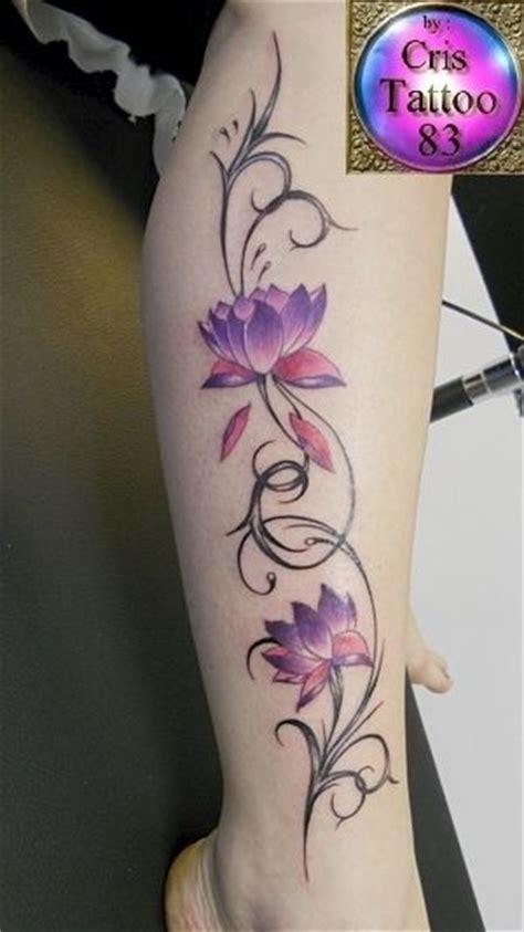 Tatouage Mollet Femme Tatouage Mollet Pour Femme 224 La Mode Tattoos Bracelet And 16