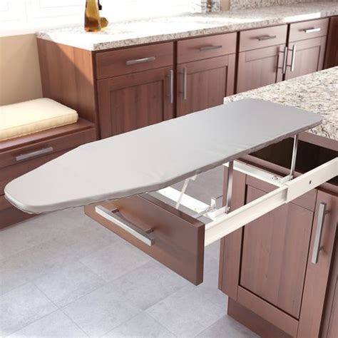 kitchen drawers vs cabinets vauth sagel drawer mount pull out ironing board white 9000 4735