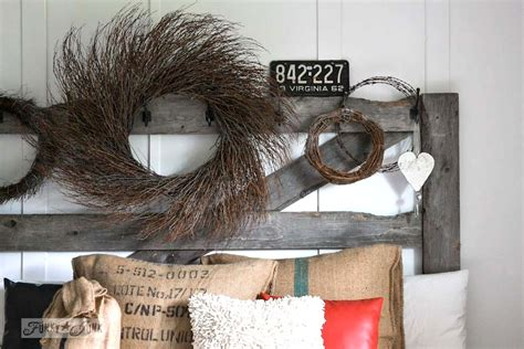 A Junk Filled Summer Home Decorating Tour-funky Junk