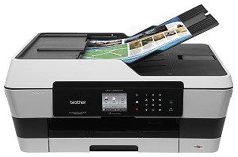 Brother Printer Mfcj6520dw Wireless Color Printer With