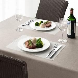 Pro Idee Küche : silikon tischset 4er set 3 jahre garantie pro idee ~ Michelbontemps.com Haus und Dekorationen