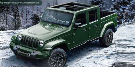 2020 jeep wrangler truck 2020 jeep wrangler truck release date engine