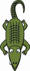 Alligator Swamp Cartoon - ClipArt Best