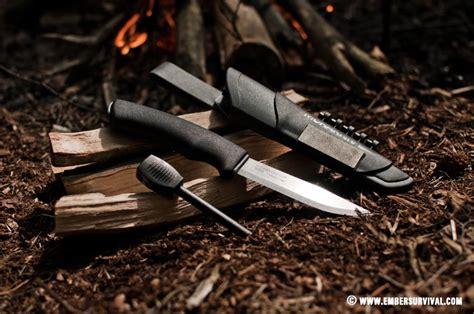 Mora Bushcraft Survival Knife Review