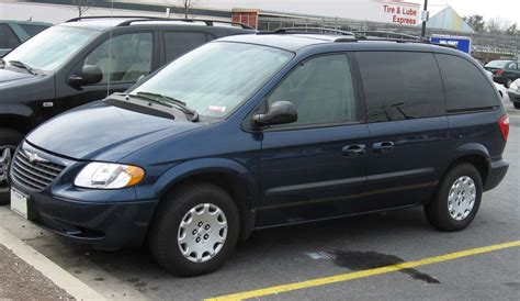 Chrysler Plymouth Voyager by Chrysler Voyager History Photos On Better Parts Ltd