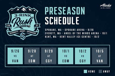 Seattle Kraken will face Canucks in their first-ever ...