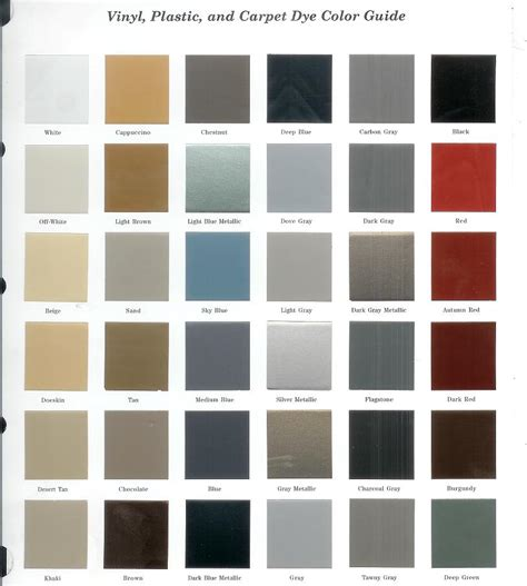 sem interior paint color chart pictures to pin on