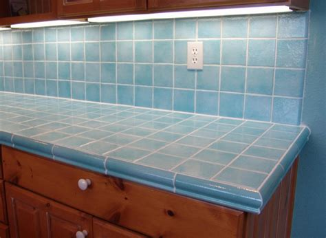 Tiled Countertops In Kitchen by Kitchen Counter Tile Options Networx