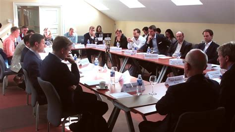 Professor Robert J. Shiller Round Table Discussion At Ism