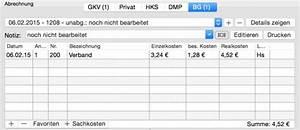 Abrechnung Goä : besondere kosten uv go tomedo nutzerforum ~ Themetempest.com Abrechnung