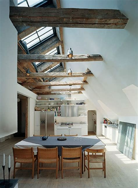 exposed wooden beams exposed wood beams cook dine pinterest