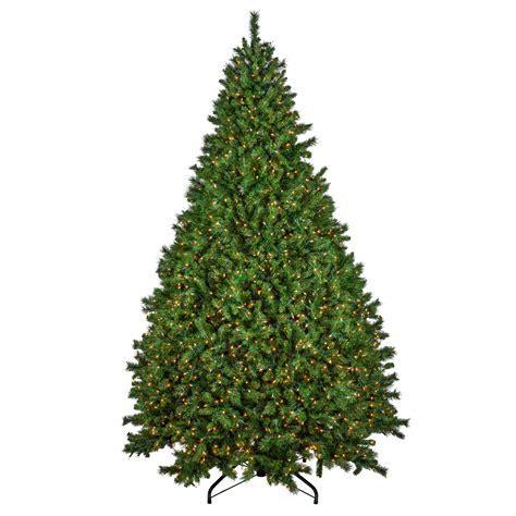 red sleigh christmas trees brighton fir prelit tree lights etc