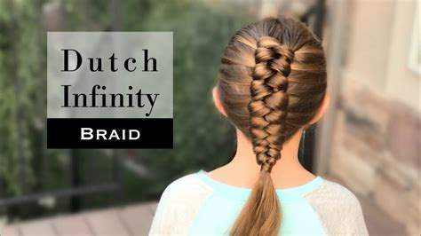 dutch infinity braid  erin balogh youtube