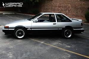 1986 Toyota Corolla Gt-s Ae86 Coupe Kouki