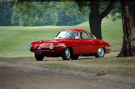Alfa Romeo Sprint Speciale by 1959 Alfa Romeo Sprint Speciale Giulietta Ss Alloy Low