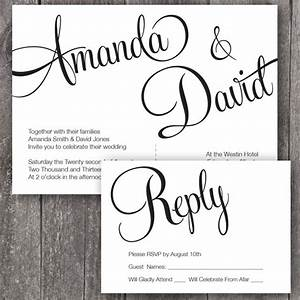 Free printable wedding invitations templates theruntimecom for Wedding invitation video creator free