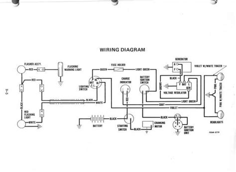 Farmall 450 Wiring Diagram by Cub Cadet Gt1554 Wiring Diagram