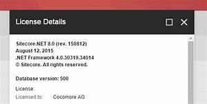 Progress Report  Exm Installation In Sitecore 8
