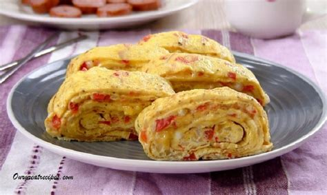 rolled egg recipe dishmaps