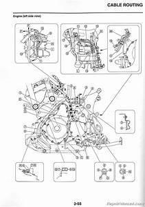 2012  U2013 2013 Yamaha Xtz12b Super Tenere Motorcycle Repair