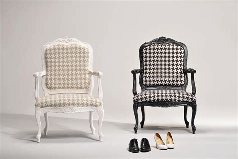 Classic Armchair, Beech Base, Padded, For Living Room