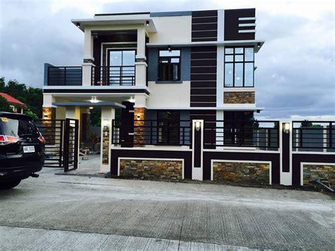 Modern Home Design In Black & White  Design Architecture