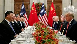 US, China declare trade war ceasefire after Trump, Xi ...
