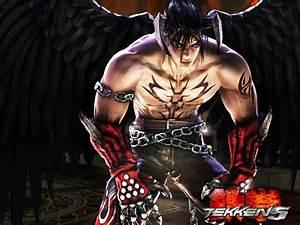 Tekken Characters - Tekken Photo (23640106) - Fanpop
