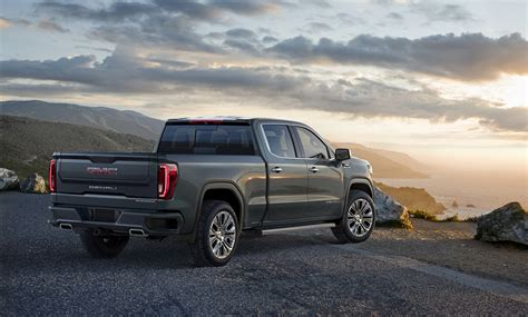 New, 2019 Gmc Sierra Ups The Tech, Moves Further From