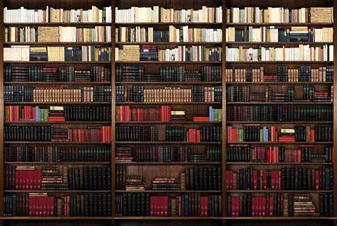 papier peint biblioth 232 que tapisserie trompe l oeil grand